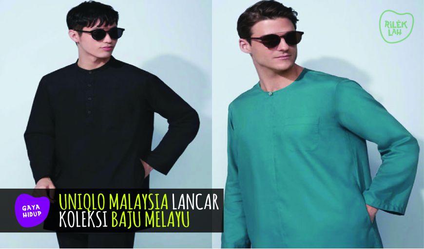 Uniqlo Malaysia Keluarkan Baju Raya – Untuk Lelaki Dan Wanita.