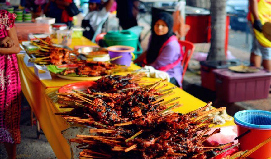 Image result for bazar ramadhan