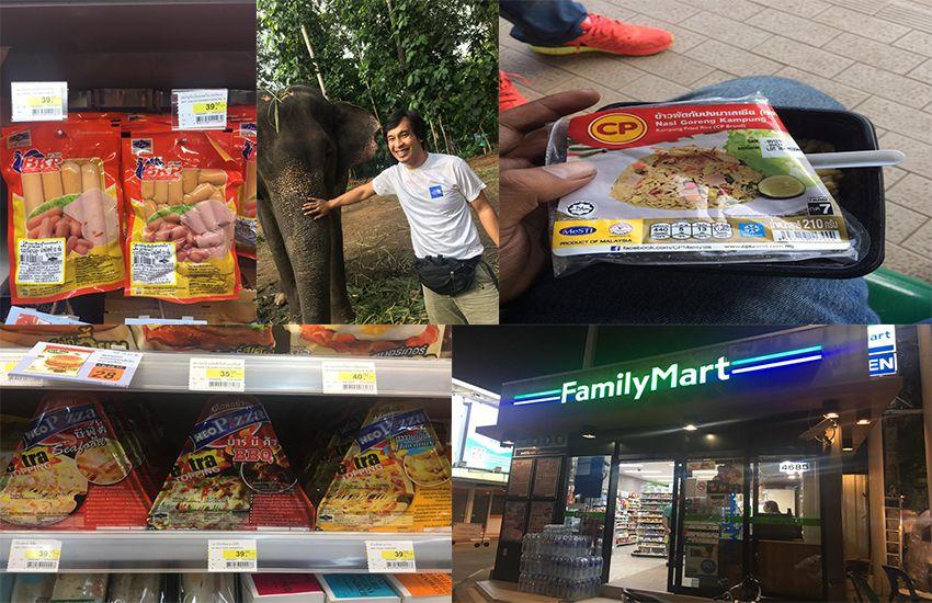 Tip Mencari Makanan Halal Di Thailand Yang Perlu Korang Tahu