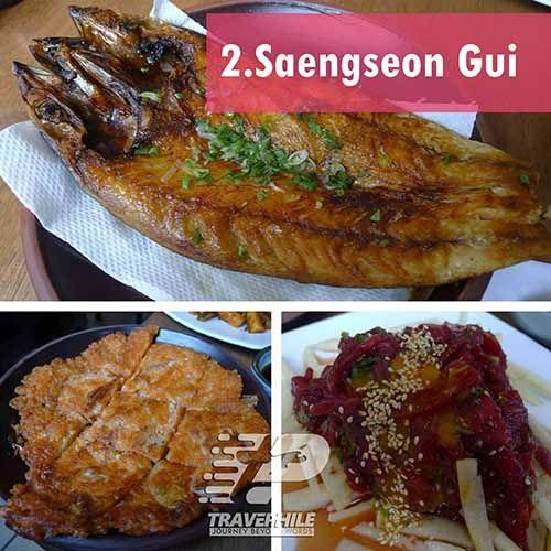 11 Makanan Tempatan Di Korea Selatan Yang Halal Dimakan Rileklah Com