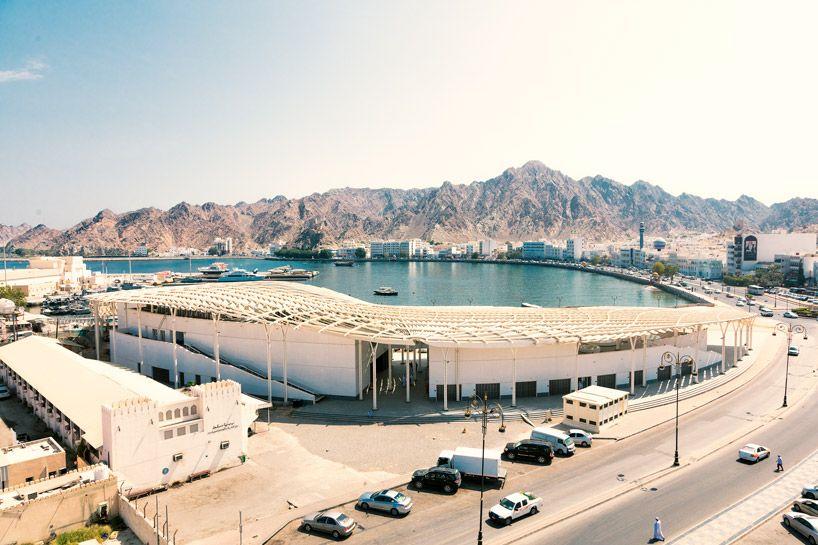 Lihat Gambar Menarik Pasar Ikan Paling Cantik Di Dunia Di Muscat Oman Rileklah Com