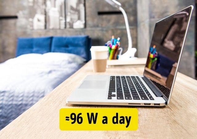 Tak Kiralah Sama Ada Pc Mahupun Laptop Kedua Duanya Memang Menggunakan Tenaga Yang Sangat Banyak Terutamanya Kami Yakin Bahawa Plugnya