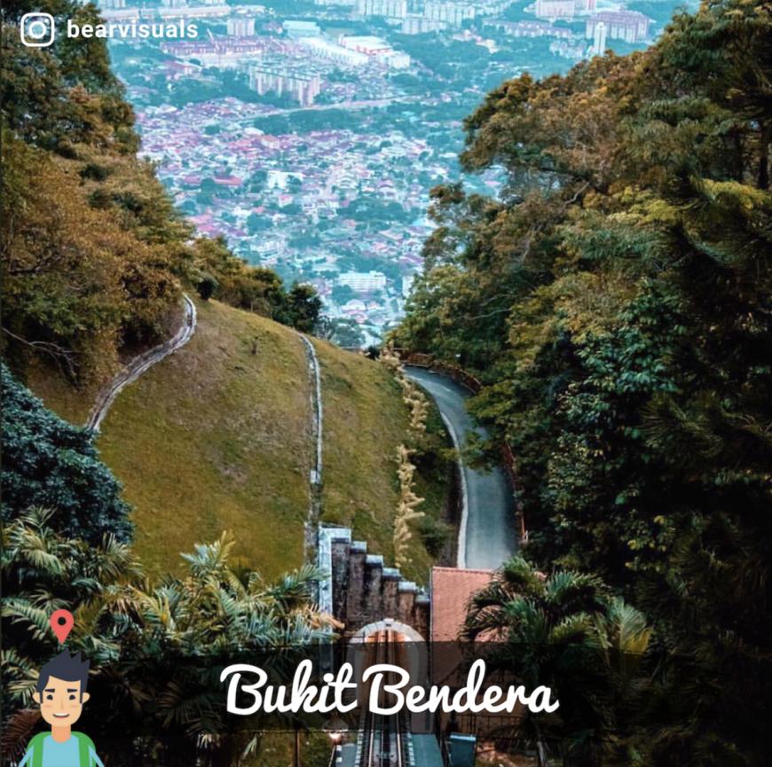 11 Tempat Menarik Di Penang Wajib Anda Lawati Rileklah Com